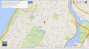 MAP to CREATE, Inc. in New York City